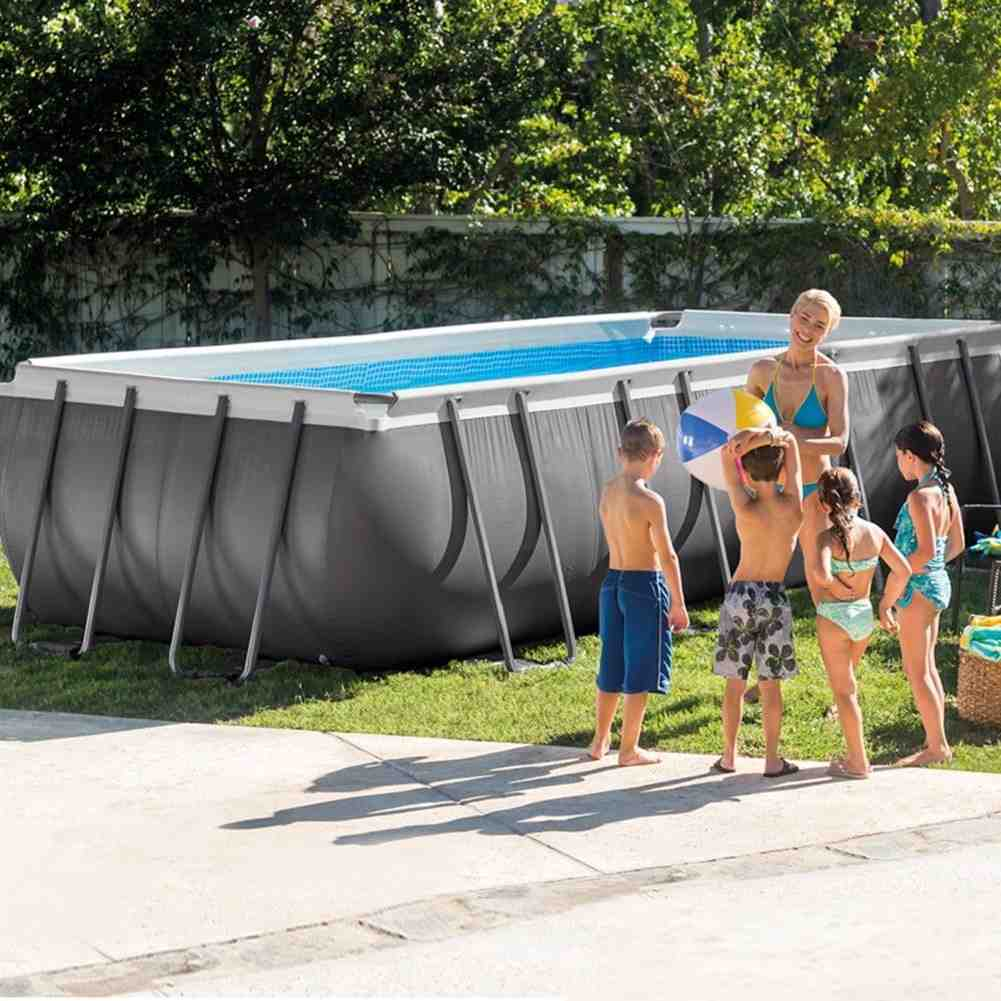 Comparer piscine tubulaire bestway ou intex